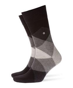 Burlington Herren Socken Clyde, schwarz, 40-46, 40-46