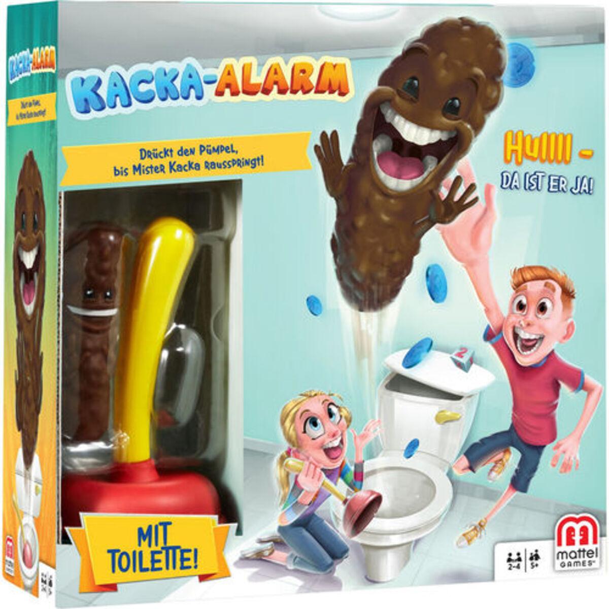 Bild 5 von Mattel Games Kacka-Alarm