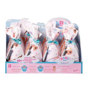 Zapf Creation® Baby born® Surprise Puppe mit Trink- und Pipifunktion