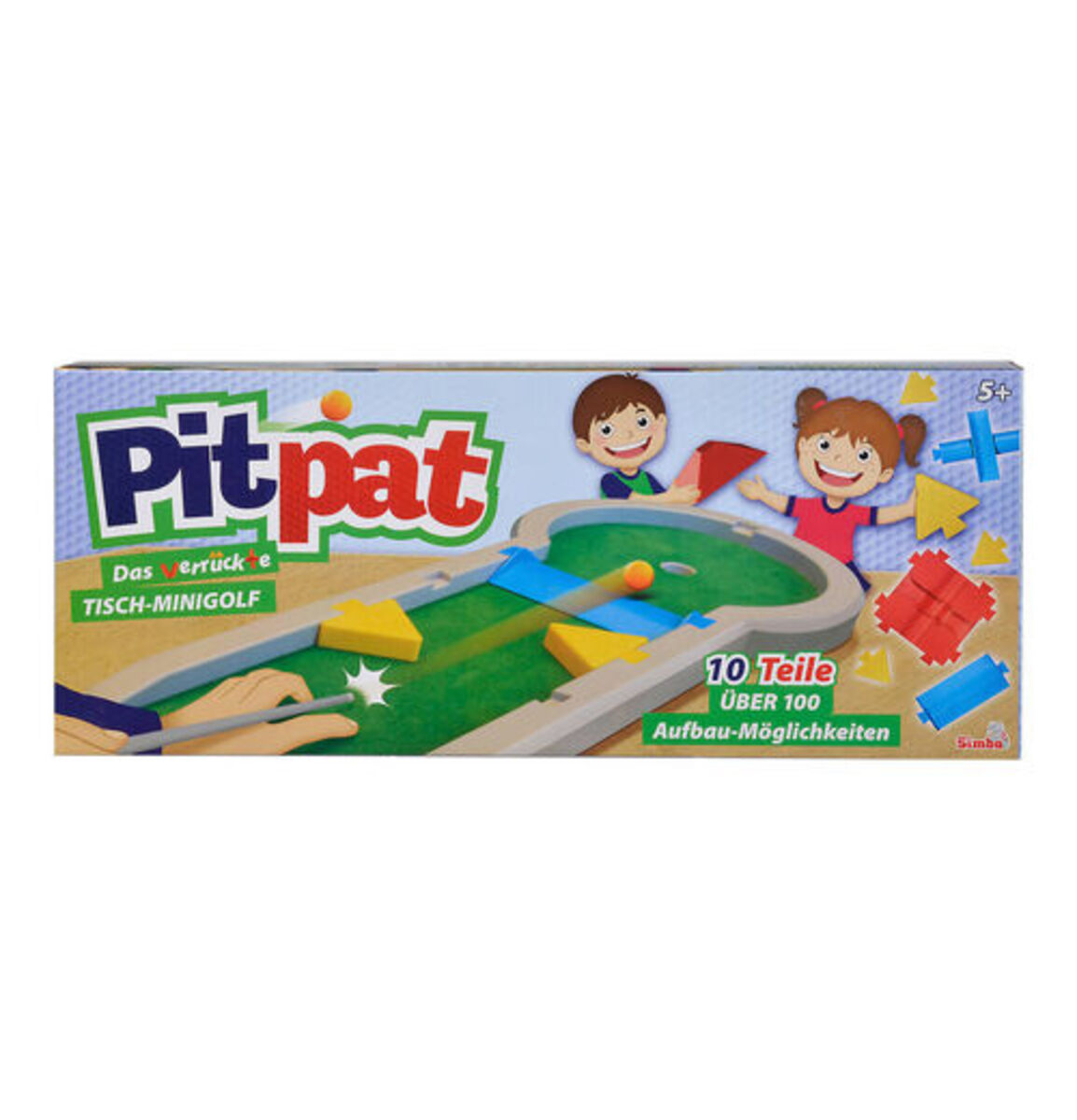Bild 4 von Simba Tisch-Minigolf Pit pat
