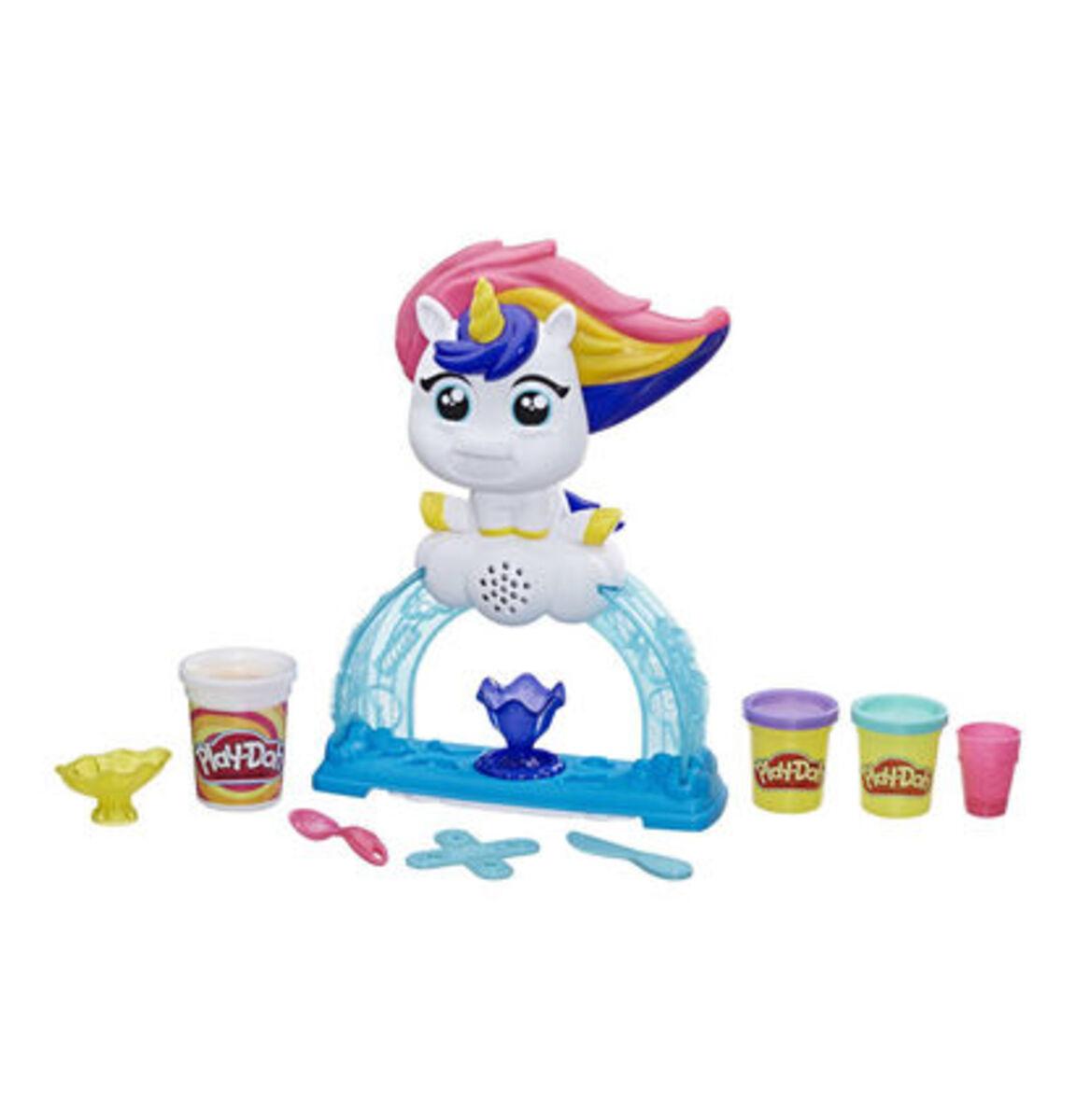 Bild 2 von Hasbro Buntes Einhorn Softeis-Set, mehrfarbig