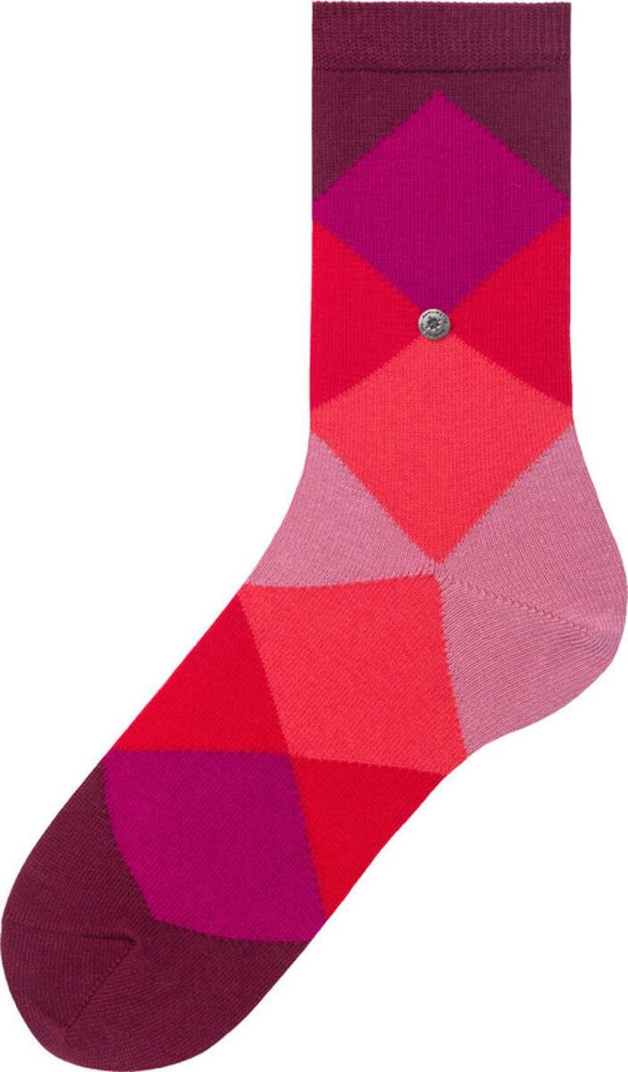 Bild 2 von Burlington Damen Socken, pink, 36-41, 36-41