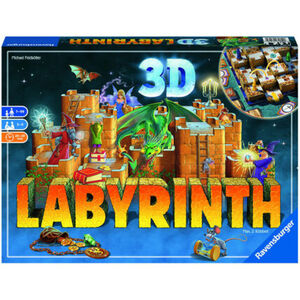 Ravensburger Das verrückte Labyrinth 3D