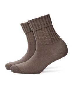Burlington Damen Socken, hellbraun, 36-41, 36-41
