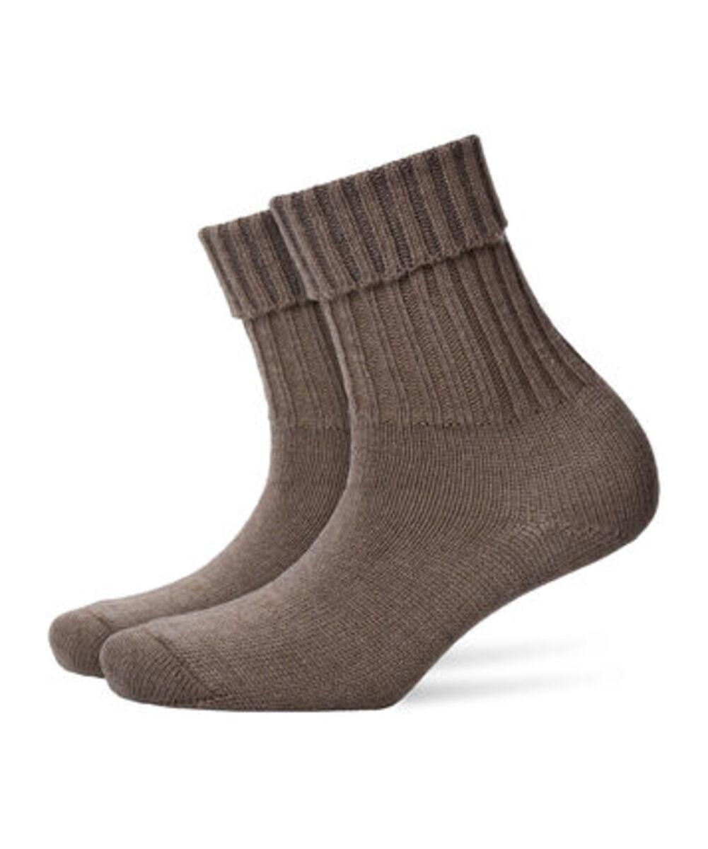 Bild 1 von Burlington Damen Socken, hellbraun, 36-41, 36-41