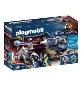 PLAYMOBIL® Novelmore - Geniale Wasserballiste 70224