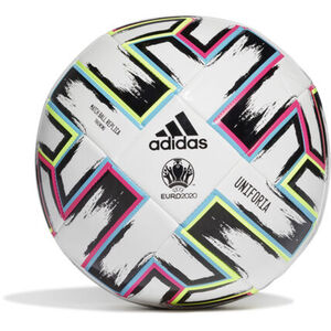 adidas UNIFORIA Miniball EM 20, weiß/mehrfarbig, 1