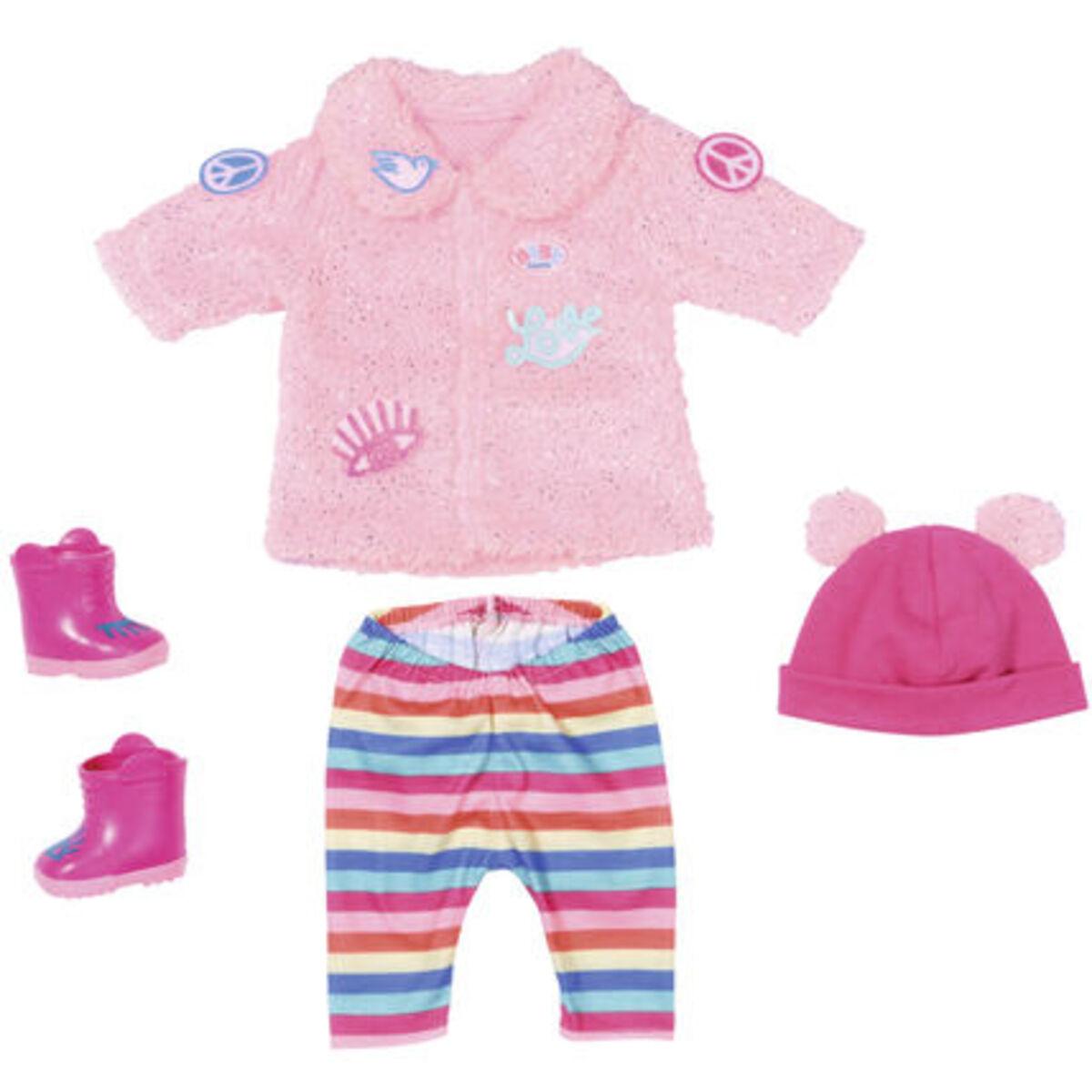 Bild 1 von Zapf Creation® BABY born® Trend Glitzer Mantel, 43cm