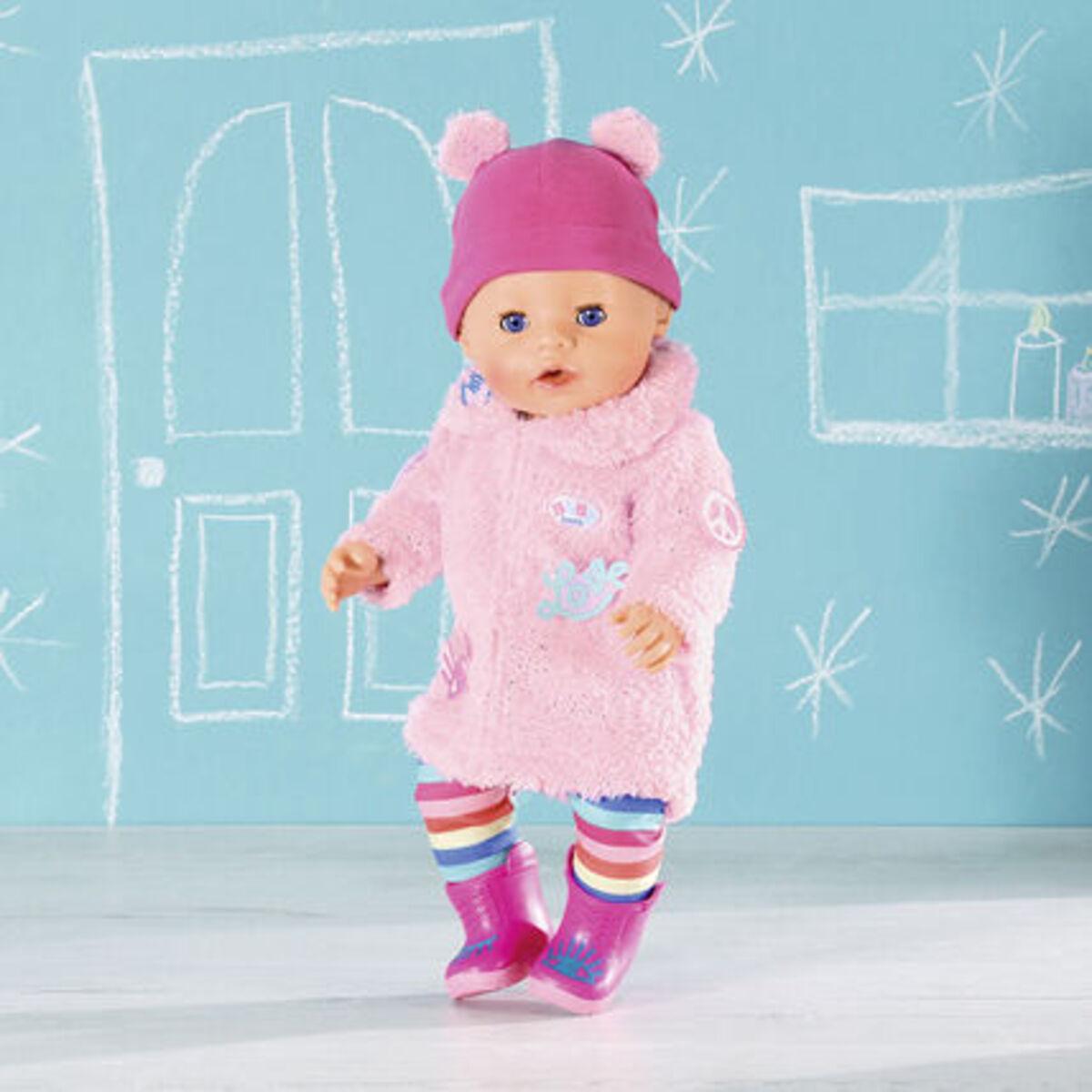 Bild 3 von Zapf Creation® BABY born® Trend Glitzer Mantel, 43cm