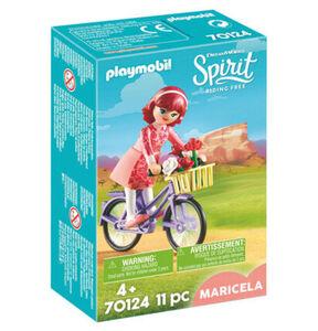PLAYMOBIL® Spirit Riding Free - Maricela mit Fahrrad 70124