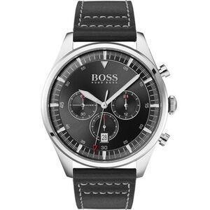 """BOSS Watches Herren Chronograph Pioneer """"1513708"""", schwarz"""