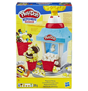 Hasbro Popcornmaschine, mehrfarbig