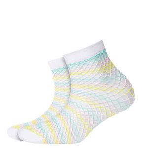 """Burlington Socken """"Festival Net"""""""