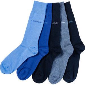 Calvin Klein Herren Socken im 5er-Set, mit Geschenkbox
