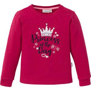 Salt & Pepper Mädchen Sweatshirt mit Stitching und Pailletten
