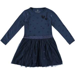 Basefield Mädchen Kleid mit Glitzer und Tüllrock