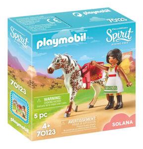 PLAYMOBIL® Spirit Riding Free - Solana beim Voltigieren 70123