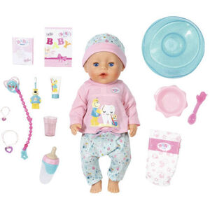 Zapf Creation® BABY born® Bath Soft Touch Girl