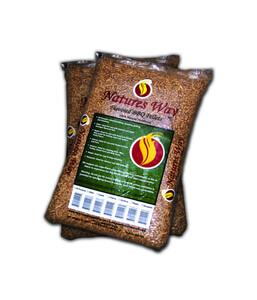 Rösle Holzpellets, 9 kg Beutel
