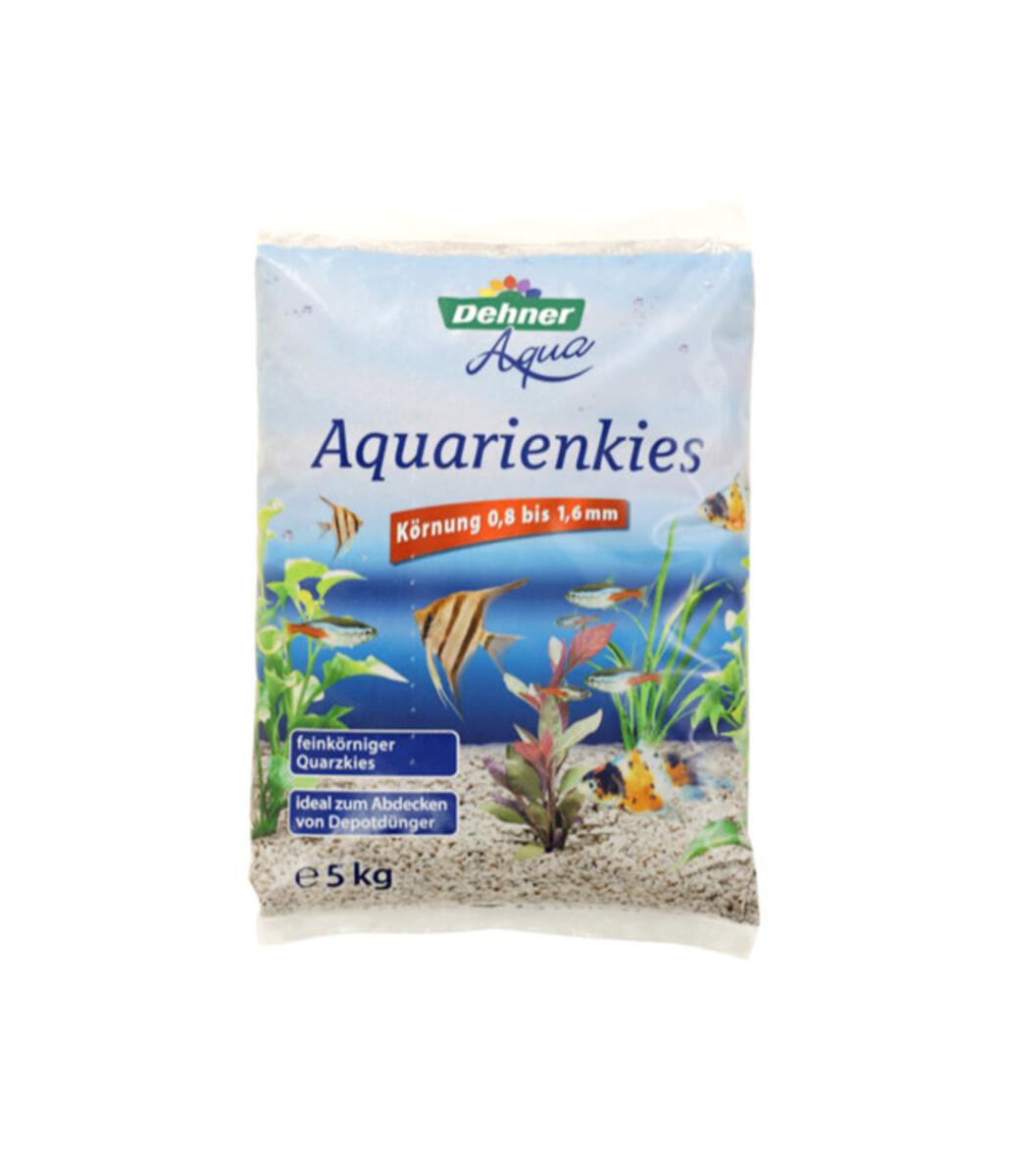 Bild 1 von Dehner Aqua Aquarienkies, 0,8-1,6 mm