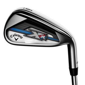 Golf Eisensatz XR OS 5-PW RH Stahl Stiff Herren