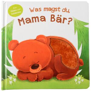 """Baby Fühlbuch """"Was magst du, Mama Bär?"""""""