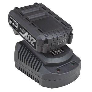 Scheppach Akku-Starter-Kit SK2.0-20ProS mit Akku 2.0 Ah und Schnellladegerät