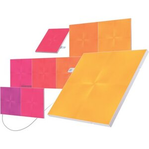 Nanoleaf Canvas Smarter Kit Rythm & Touch 9er Pack EEK: B