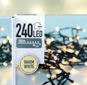 LED Outdoor-Lichterkette