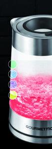 GOURMETmaxx LED-Glaswasserkocher