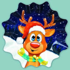 Weihnachtsteller