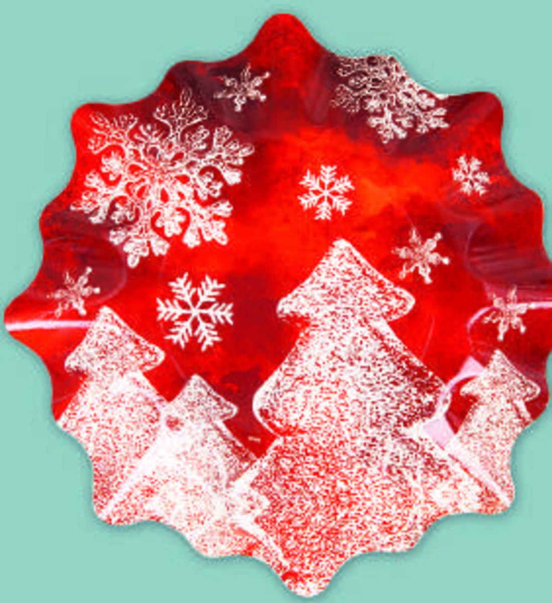Bild 2 von Weihnachtsteller