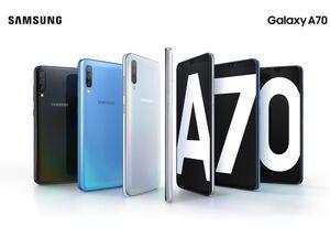 SAMSUNG Smartphone Galaxy A70