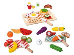 PLAYTIVE® JUNIOR Lebensmittelset Obst und Gemüse