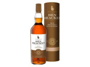 Ben Bracken Islay Single Malt Scotch Whisky 8 Jahre 40% Vol