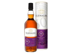 Glenalba Sherry Cask Finish Blended Scotch Whisky 30 Jahre 40% Vol