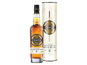 The Targe Highland Single Grain Scotch Whisky 12 Jahre 40% Vol
