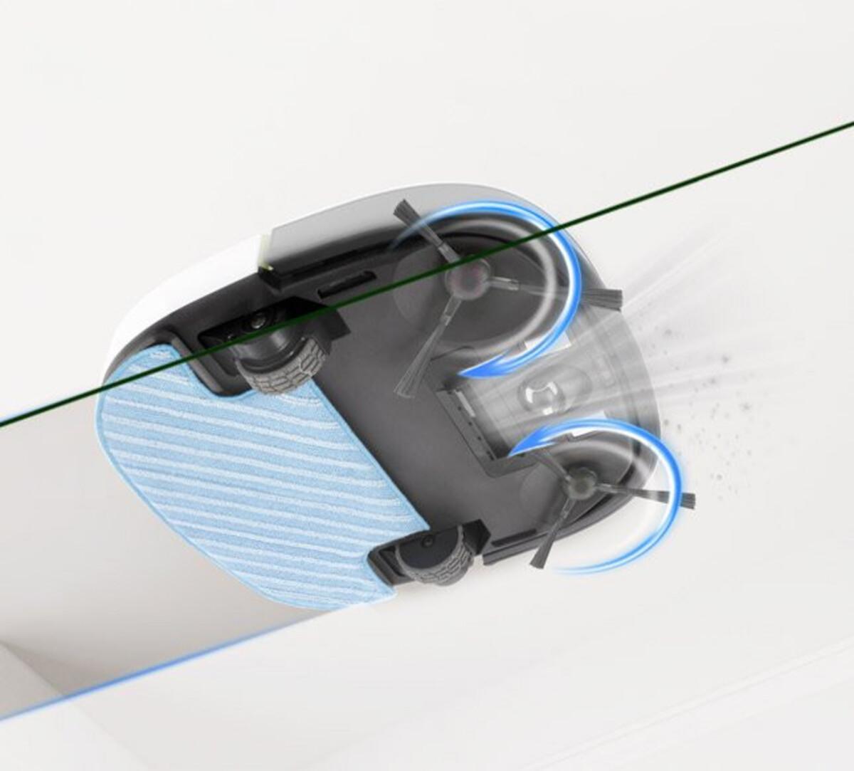 Bild 3 von Ecovacs Saugroboter Deebot Slim 2 Weiß
