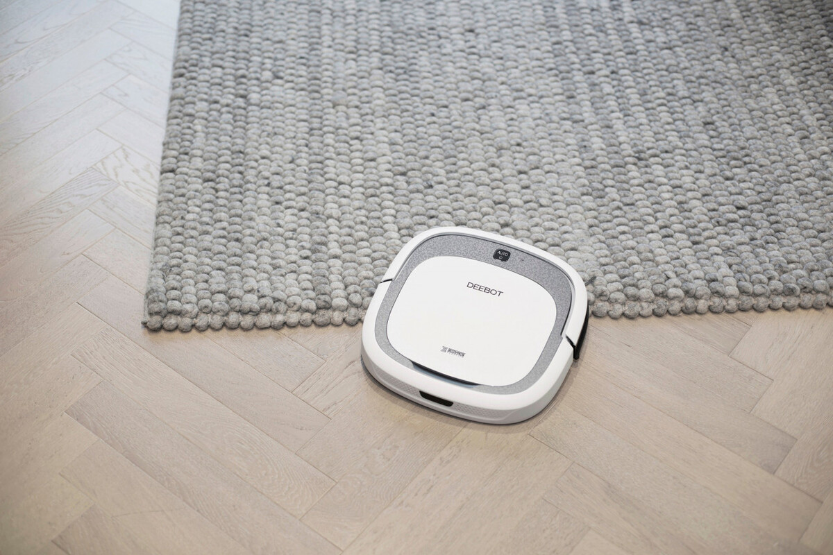 Bild 5 von Ecovacs Saugroboter Deebot Slim 2 Weiß