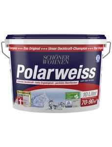 Innenfarbe »Polarweiss«, matt