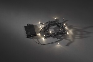 Konstsmide LED Lichterkette ,  40 LED, warmweiß