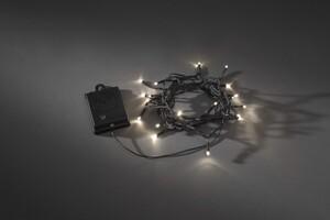 Konstsmide LED Lichterkette ,  20 LED, warmweiß