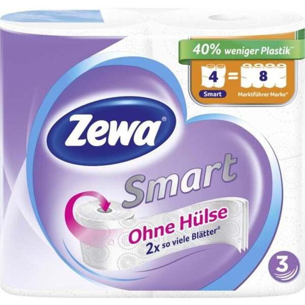 Zewa Toilettenpapier Smart 3-lagig