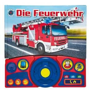 """IDEENWELT Soundbuch """"Die Feuerwehr"""""""