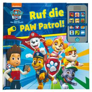 "IDEENWELT Soundbuch ""Ruf die Paw Patrol!"""