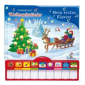 """IDEENWELT Soundbuch """"Weihnachtslieder"""""""