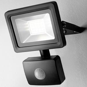 """I-Glow LED-Fluter """"Basic"""" 10W mit Bewegungsmelder"""