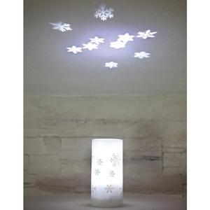 I-Glow - LED Projektionskerze