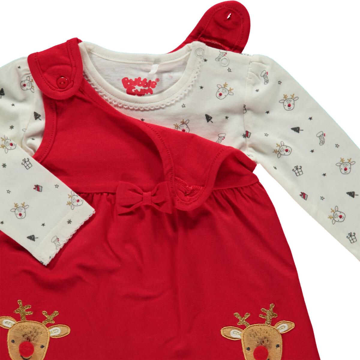 Bild 3 von Baby Set, best. aus Langarmshirt und Kleid