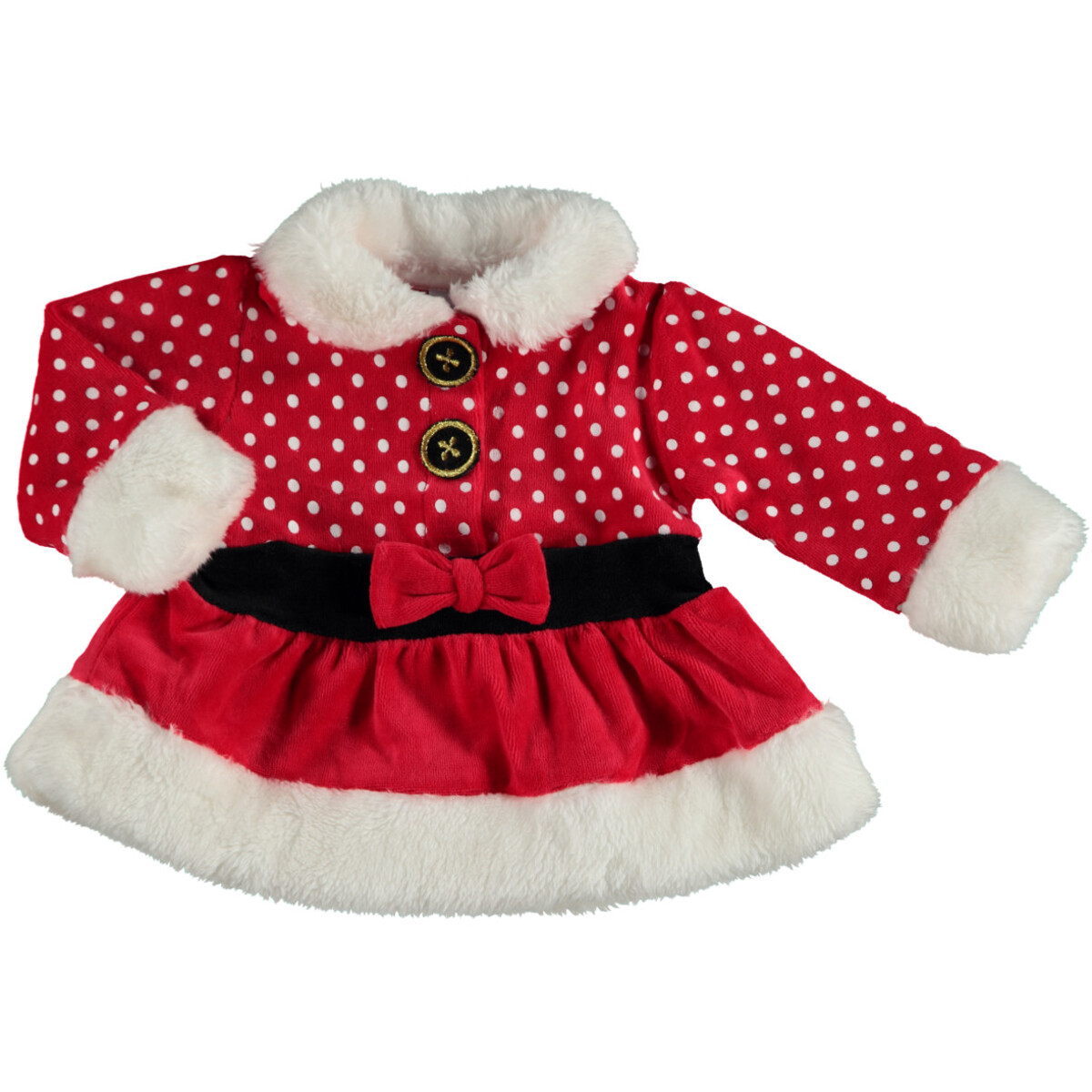 Bild 1 von Baby Weihnachtskleid